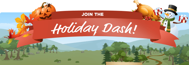 Join the Holiday Dash!