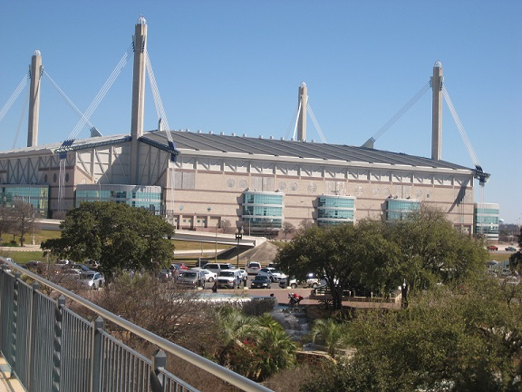 The Alamodome