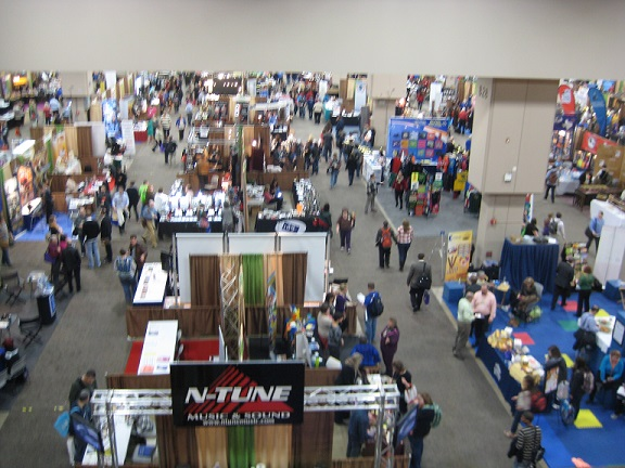 Exhibit Hall West: 2013
