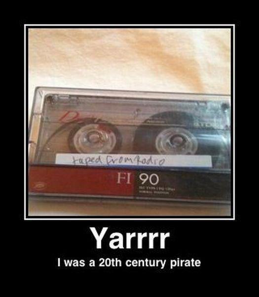 20th Century Pirate