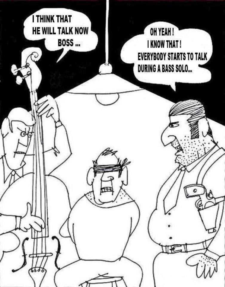 Bass Solo